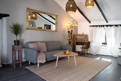 boutique hotel zimmer nube couch