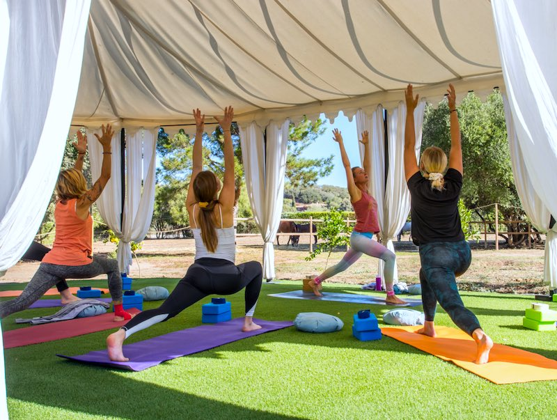 boutiquehotel yoga andalusien